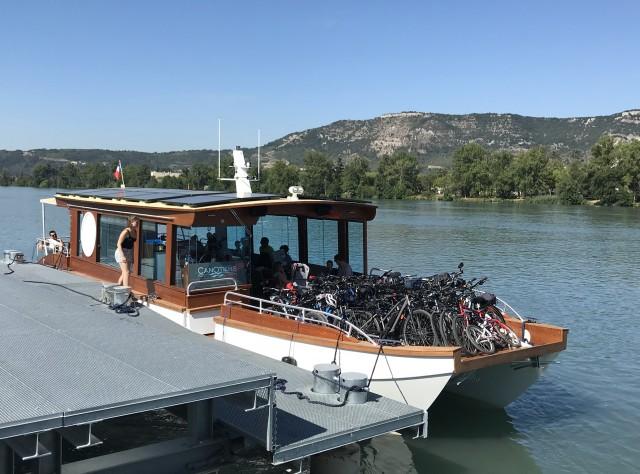 Les Incroyables Journées sur et autour du Rhône